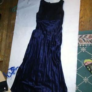 Navy formal size 11 rampage dress